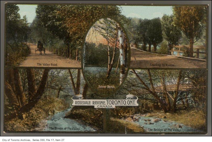 Views of Rosedale: 1905-1927